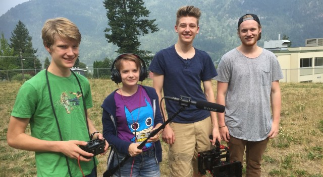 Film Camp 2015 – That's a Wrap