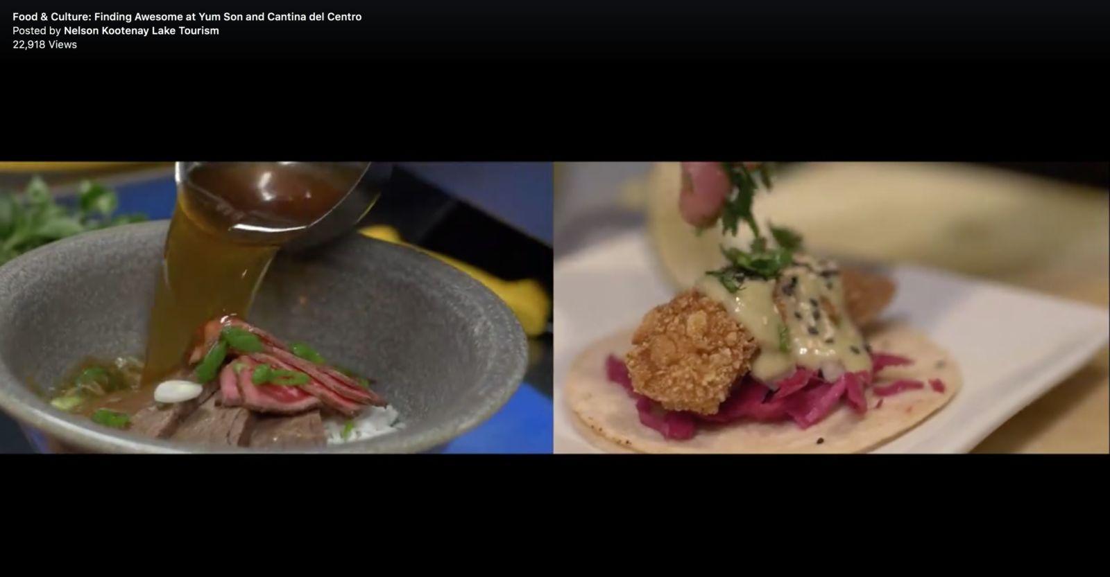 Culinary Culture at Yum Son and Cantina Del Centro