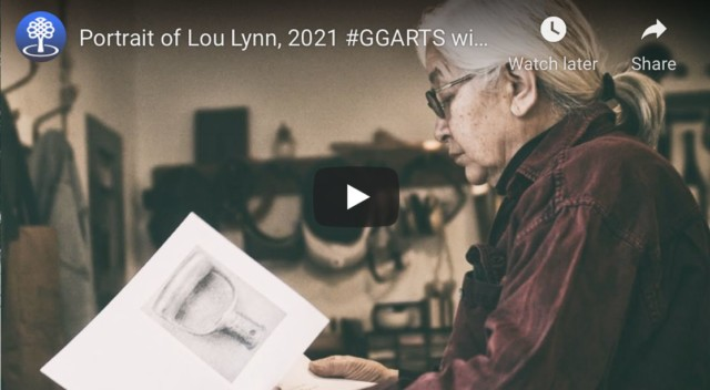 Lou Lynn: Portrait of an Governor's General Award Winning Artist