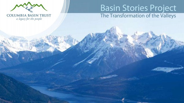 Basin Stories – Transformation of the Valleys