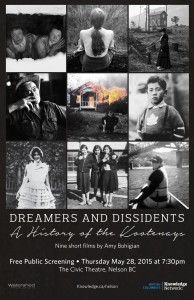 Dreamers and Dissidents Poster