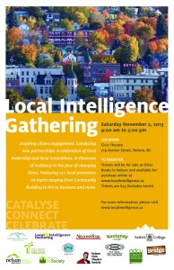 Local Intelligence Gathering Email Poster 2013