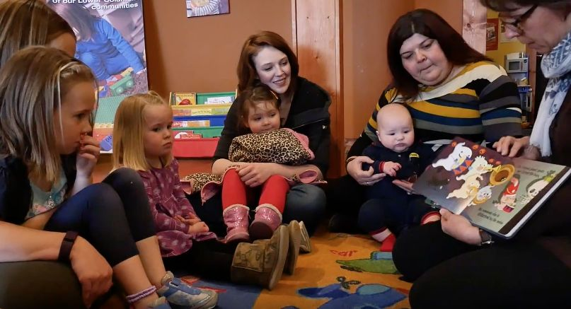 Family Action Network Video