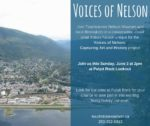 Voices of Nelson